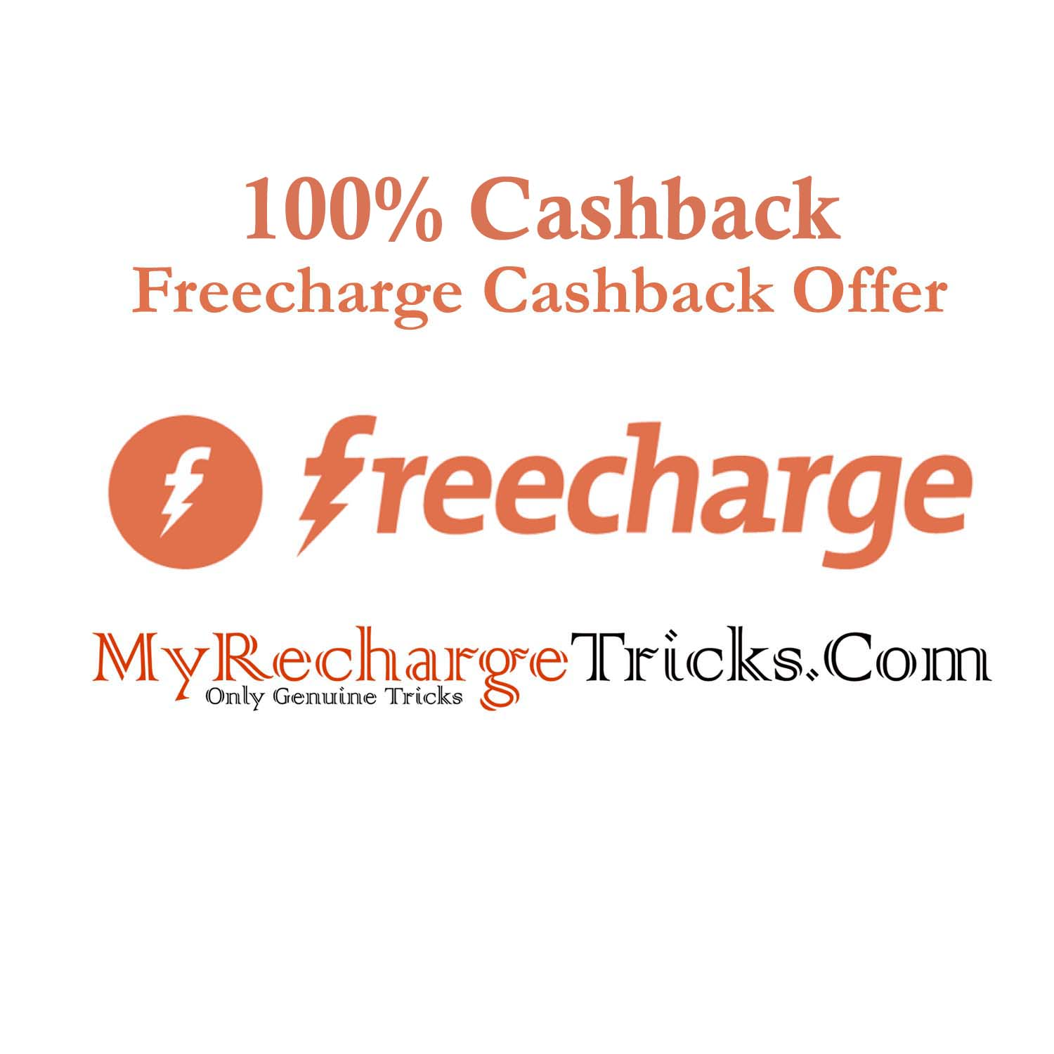 Freecharge Cashback Offer::Get Rs 50 Cashback On Recharge Of