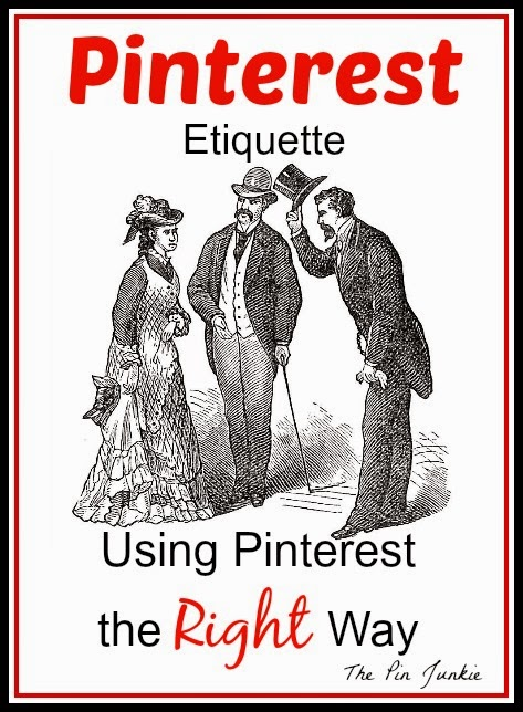 right way to use pinterest