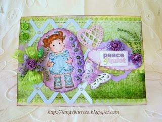 Cartão artesanal