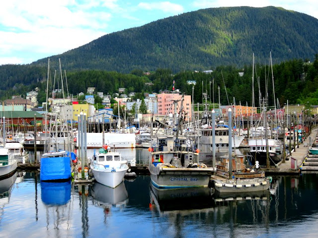 Photo Friday - Ketchikan, Alaska - The Travelling Linfields