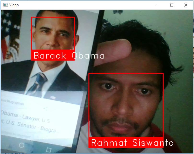 Face Recognition Menggunakan Python dan API Face Recognition