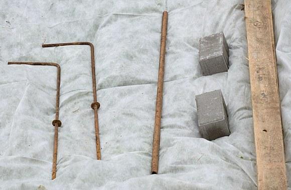 Укрытие роз на зиму конструкция арматура трубы