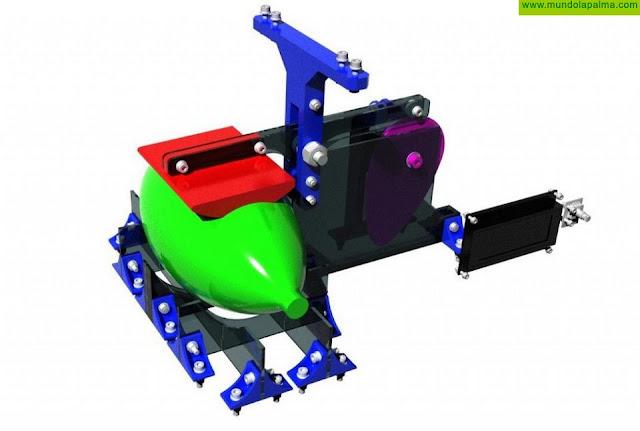 Un anestesiólogo de La Candelaria participa en el diseño de un prototipo de respirador automático imprimible en 3D