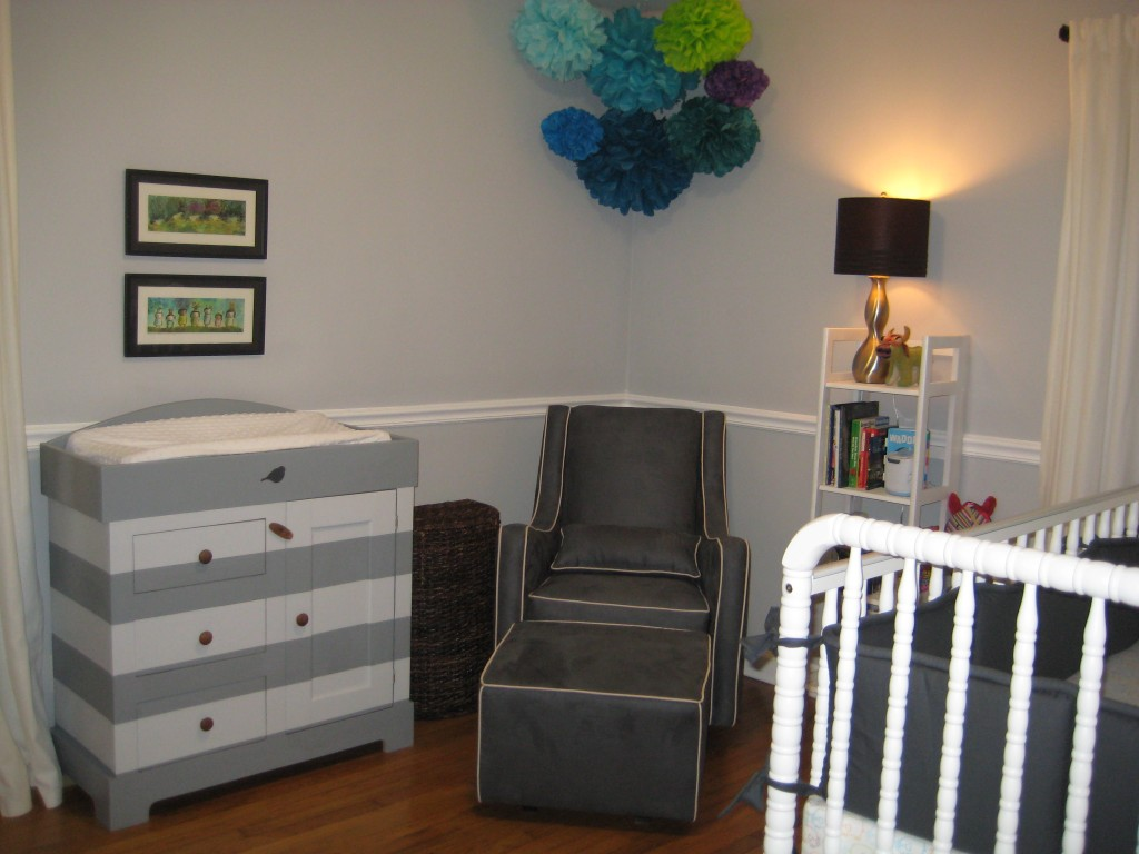 Custom Nursery Art By Kimberly Modern Gender Neutral