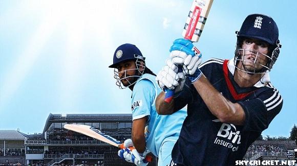 Live Telecast India v England ODI Series 2016