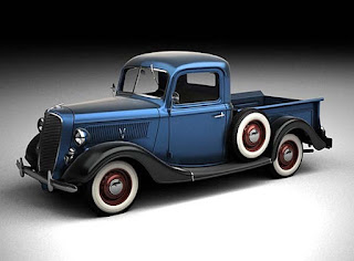 1937 Legendary Ford Cars