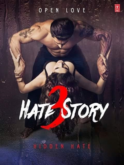 Hate Story 3 2015 Hindi Movie 720p BluRay 750MB ESubs Download