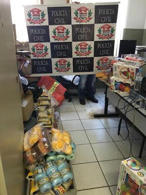 Polícia Civil prende receptador de produtos de saques de carga ocorridos na BR-116 em Cajati