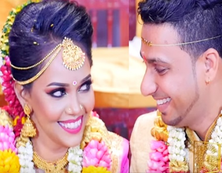 Beautiful Wedding Highlights of Arvin & Rathi