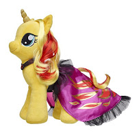 My Little Pony Build-a-Bear Sunset Shimmer Plush