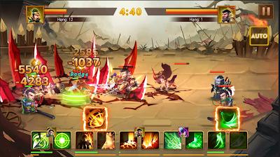combat trong game hảo hán ca