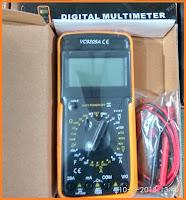 Cara Membaca dan Menggunakan Multimeter Analog dan Digital