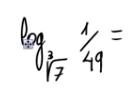 Logaritmo 13