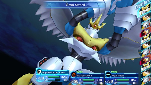 Digimon Story Cyber Sleuth: Complete Edition (2019) PC Full