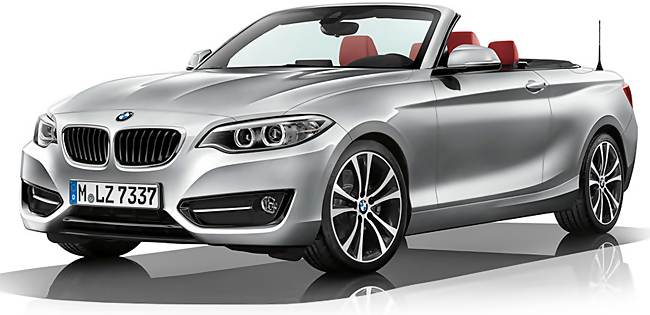 2017 BMW 2 Series Convertible 8-Speed Steptronic