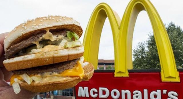 بالفيديو ..مطعم ماكدونالدز يقوم بدس الخنزير في وجبات لعائلة مسلمة