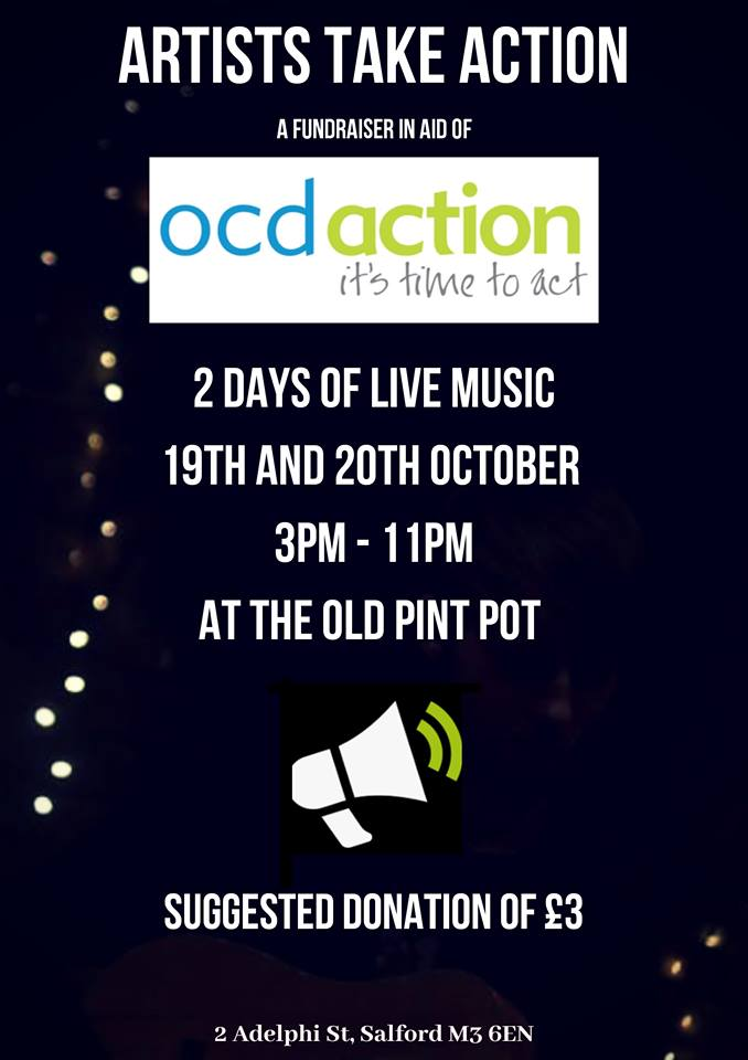 Artists Take Action - Fri 19th Oct