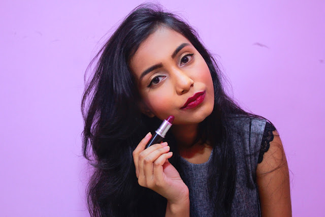 MAC Lipsticks For Indian Skin Rebel