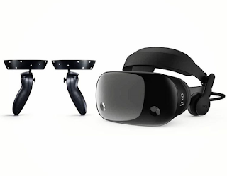Samsung HMD Odyssey the Ultimate Windows Mixed Reality Experience