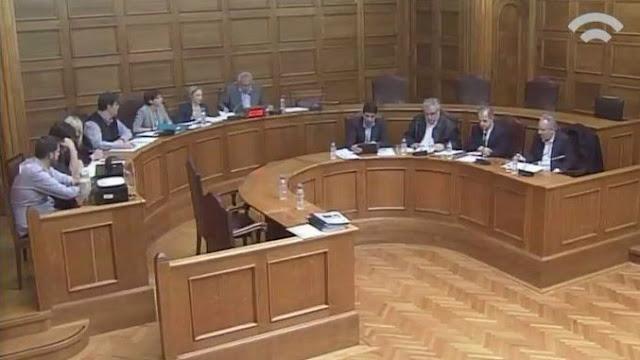 Ο Γ. Παυλίδης παρουσίασε στην Ειδική Επιτροπή Περιφερειών της Βουλής το Στρατηγικό Σχεδιασμό Ανάπτυξης της ΠΑΜΘ