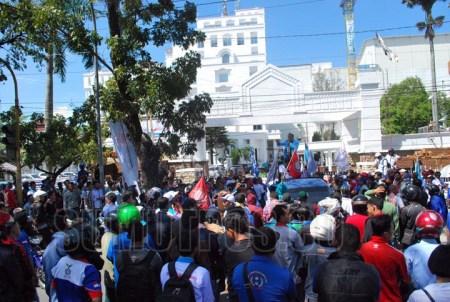Buruh Minta UMK Rp2,7 Juta Segera Disahkan Gubernur Sumut