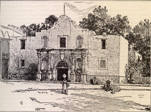 Mr Hall S American History Class The Alamo