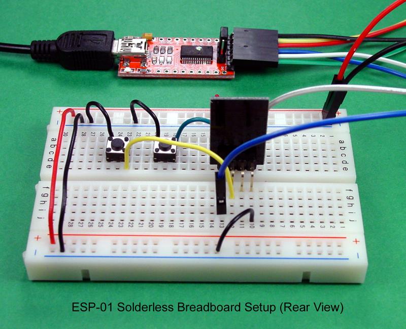 AI-thihker Wireless Module Expert: Breadboard and Program ...