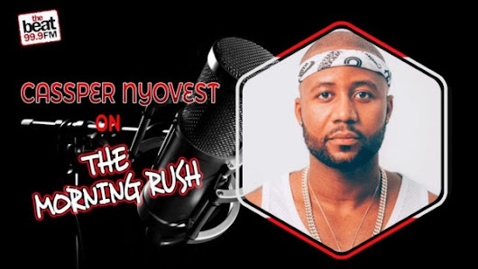 """I'm not about faking unity for the sake of hype"" – Cassper Nyovest speaks on relationship with AKA on The Morning Rush 