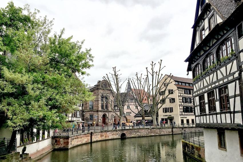 Fachwerkhäuser aus dem 16. und 17. Jahrhundert