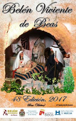 Belén Viviente 2017 - Beas (Huelva)