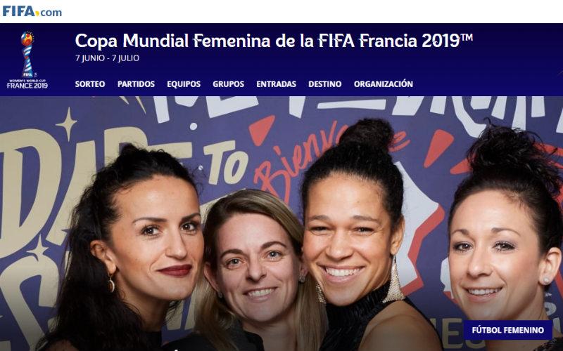 Mundial Francia 2019: Copa del Mundo femenina