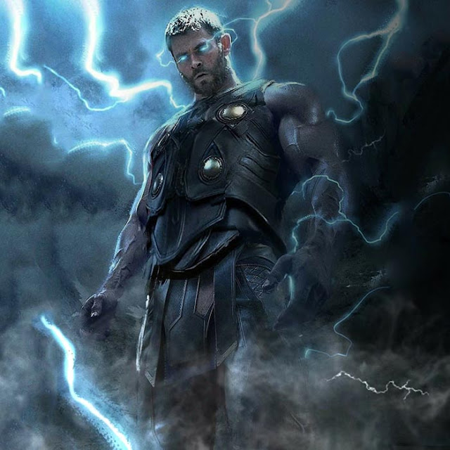 God of Thunder Wallpaper Engine