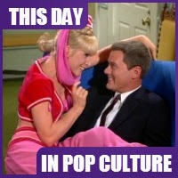 """I Dream of Jeannie"" debuted on NBC on September 18, 1965."