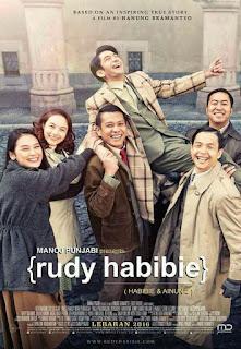 Download film Rudy Habibie (Habibie & Ainun 2) (2016) DVDRIP Gratis