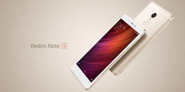 هاتف جديد من شاومي Redmi Note 4