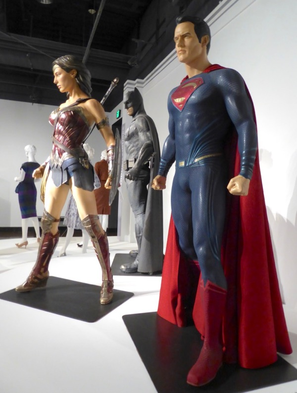 Batman v Superman Dawn of Justice film costumes