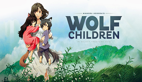 Crianças Lobo (Wolf Children) Torrent - BluRay Rip