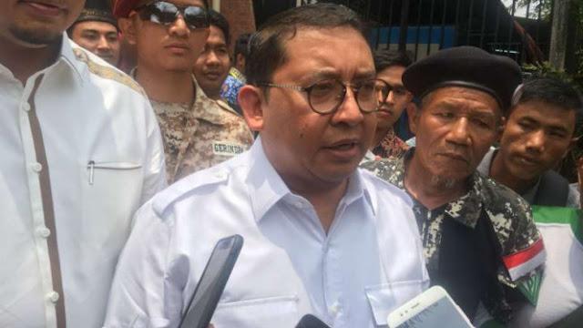 Fadli Zon Dorong Pemerintah Tetapkan Gempa Donggala Bencana Nasional