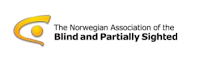 Logo norwegian association for blind and partially sighted