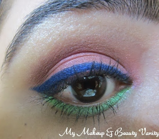 Eye Makeup Contest Entry #3- PINK MANIA