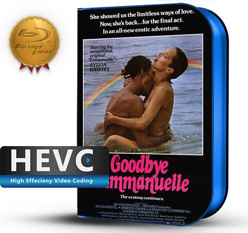 Emmanuelle 3: Goodbye Emmanuelle (1977) 1080P HEVC-8Bits BDRip Castellano/Frances (Subt.Esp)(Drama)