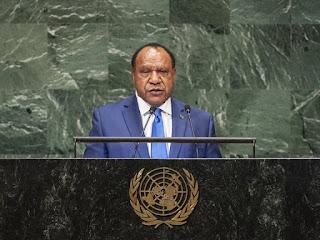 Menteri Luar Negeri Papua Nugini