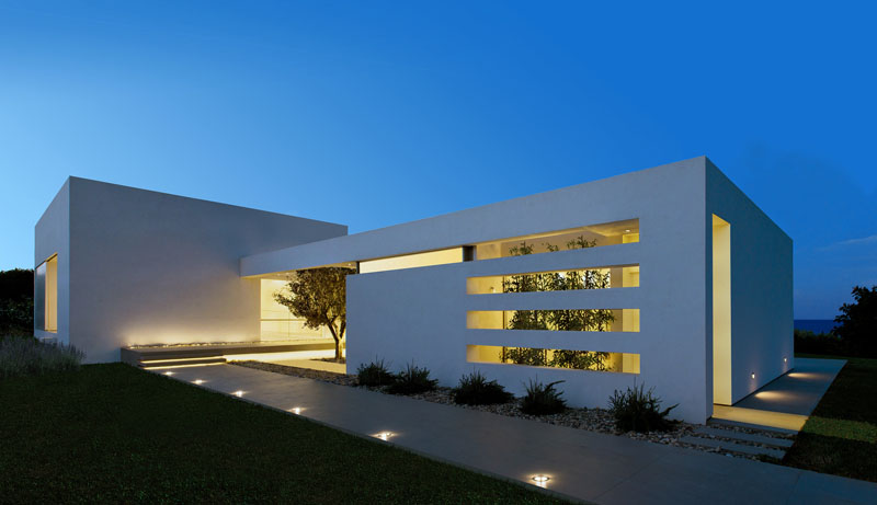 architecture houses. Perfect Houses Super Modern Ammoudi House By Katerina Valsamaki In Architecture Houses