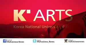 Beasiswa AMA S1 dan S2 di K'ARTS Korea!