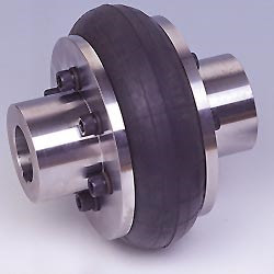 DESIGN AND FABRICATION OF TYRE COUPLING