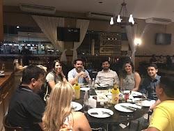 Grupo Andrades advogados comemora mais uma data entre familiares e amigos de Dr. Karic