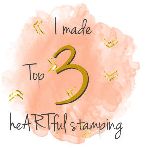9-3-18 HeARTful Stamping Challenge (Aug 26 - Sep 2) - Anything Goes + A Stamp