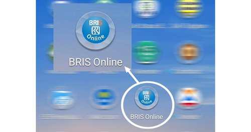 kirim uang dari aplikasi BRIS Online banking
