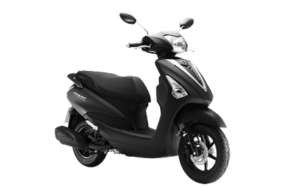 Yamaha Acruzo 125cc Hd Picture front view