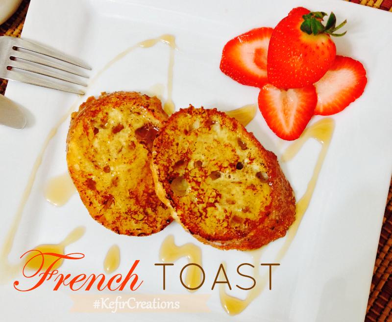 #KefirCreations #shop #desayunos #tostadasfrancesas #recetas